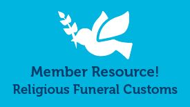 Religious Funeral Customs
